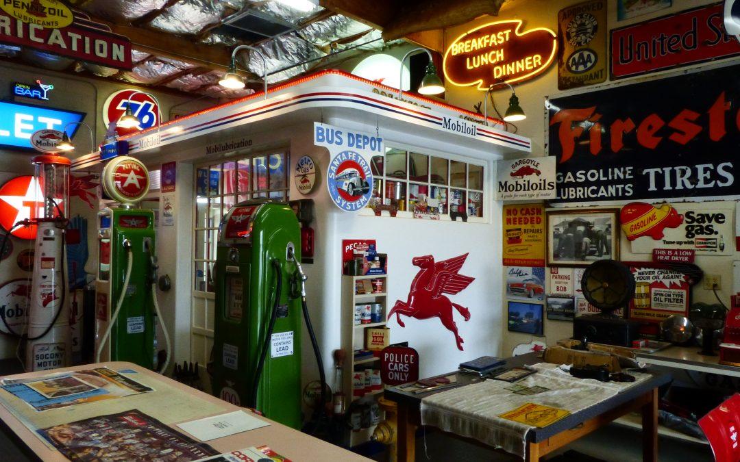 Bob's Highway Garage – The Multi-purpose Man Cave