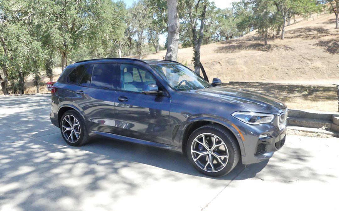 Driven: 2021 BMW X5 xDrive45e