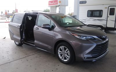 DRIVEN: 2021 Toyota Sienna Platinum AWD